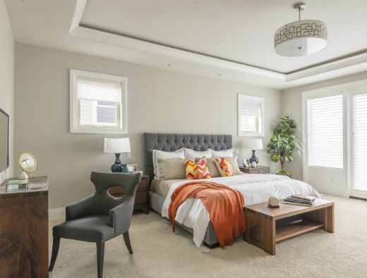 How To Arrange Your Bedroom Furniture The Bed Is The Key Piece Of - Arranging bedroom furniture feng shui