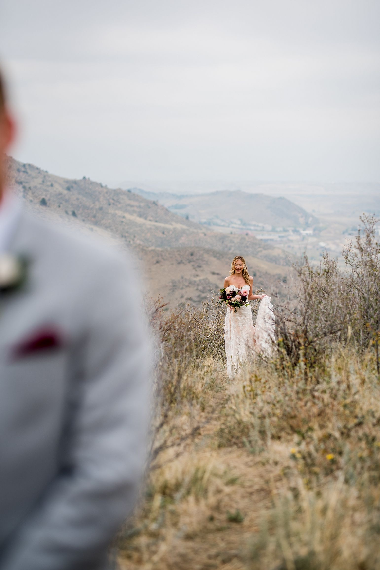 The Pines At Genesee Colorado wedding photographer
