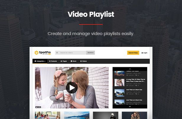VideoPro - Video WordPress Theme | Wordpress