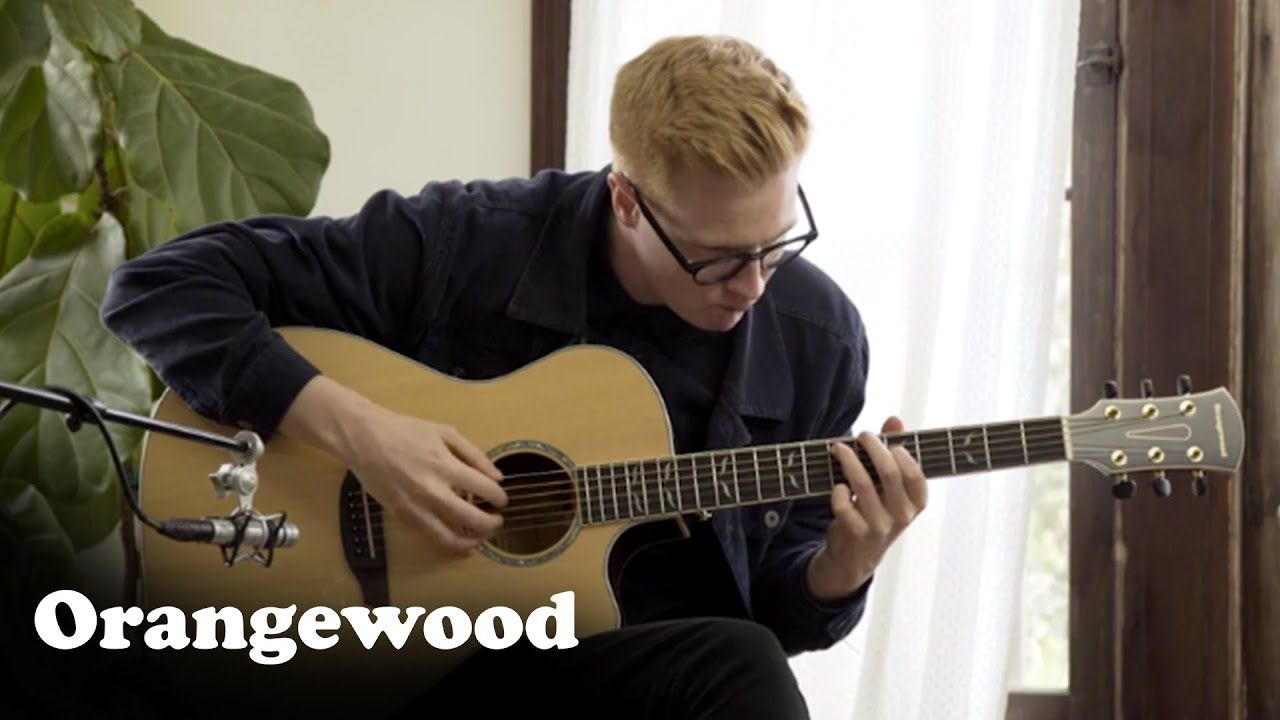 Orangewood Mason Acoustic Guitar Demo Ft Liminal Youtube