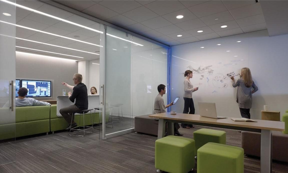 Indesign 50 Preview Office space design, Design, Office