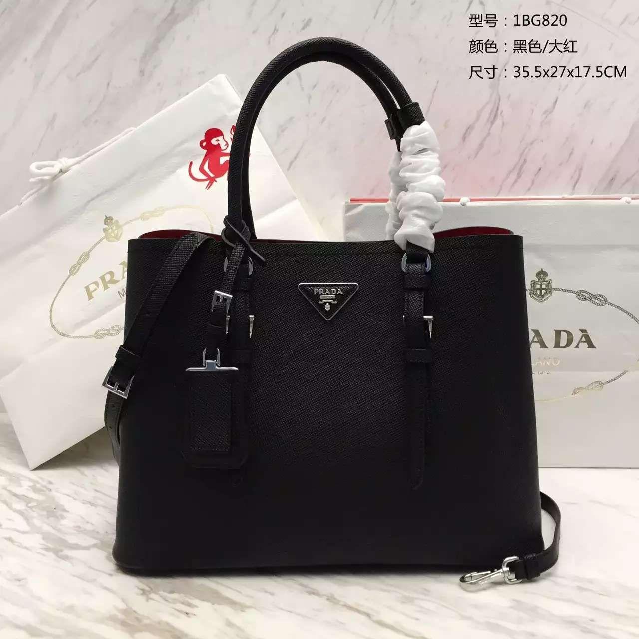 c7beae6918 prada Bag