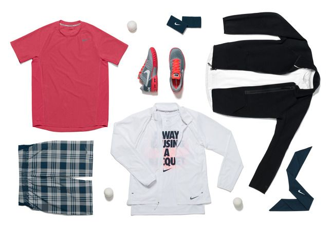 oferta Prestado manejo  Nike's @US Open Tennis Championships kit for Juan Martin del Potro #tennis  #atp #fashion | Tennis clothes, Tennis fashion, Tennis
