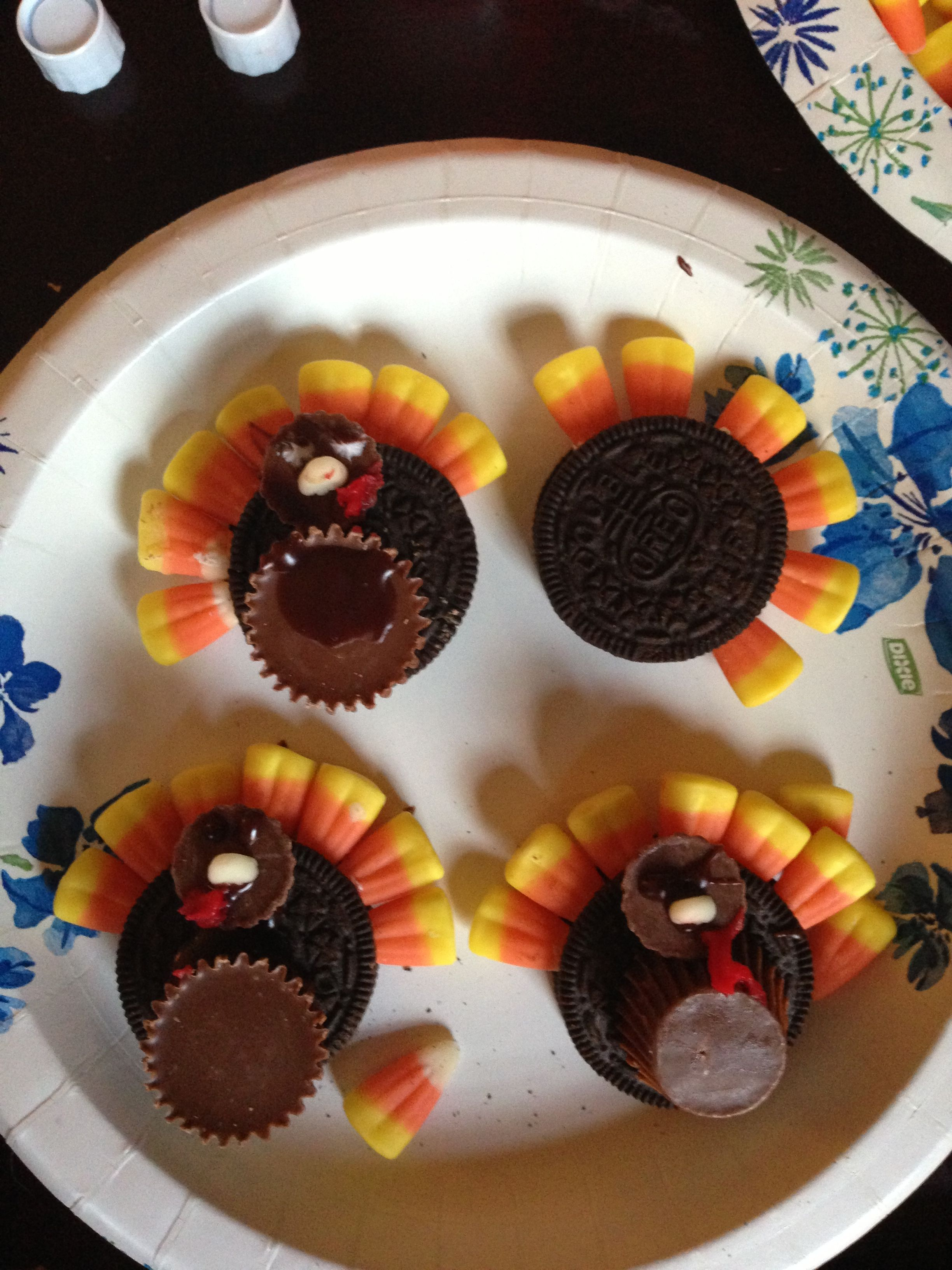 Cute kid food craft thanksgiving | Kids Food Crafts ...