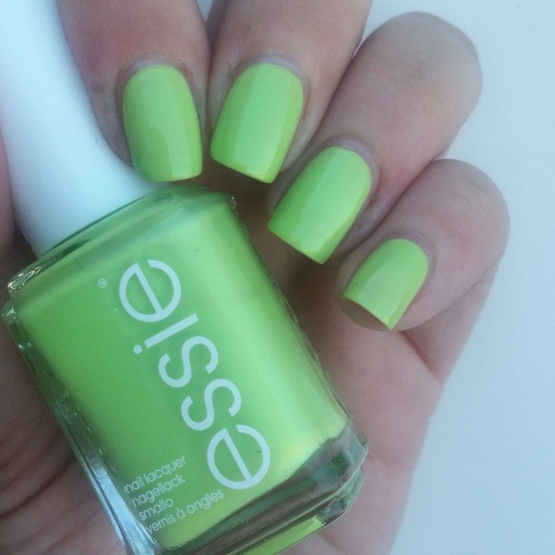 essie vibrant vibes | nails | Pinterest