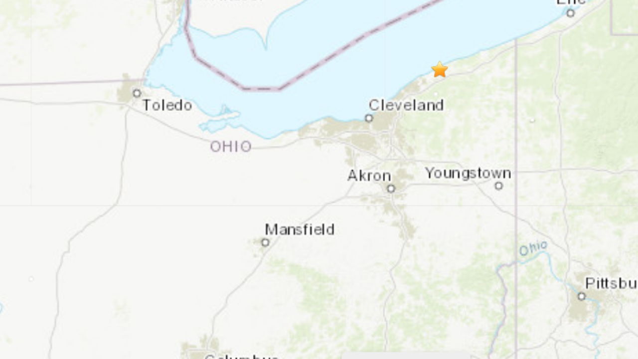 2.2magnitude earthquake hits Lake County in 2020 Fox