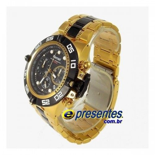 c1f9d3f04c0 T12-049A-2 Relógio FERRARI Masculino