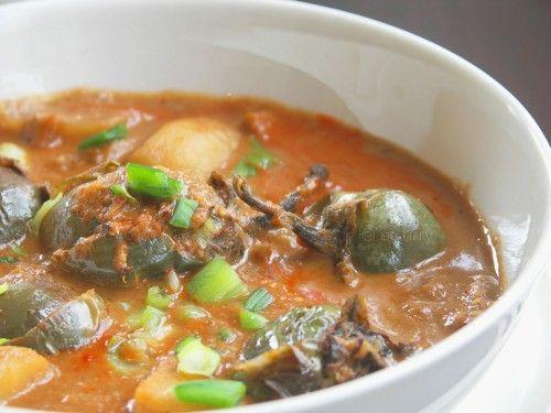 Thai Eggplant Massaman Curry (i know it isnt indian....)