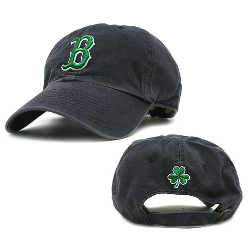 4477620276449 Boston Red Sox Shamrock Adjustable Cap  17.99