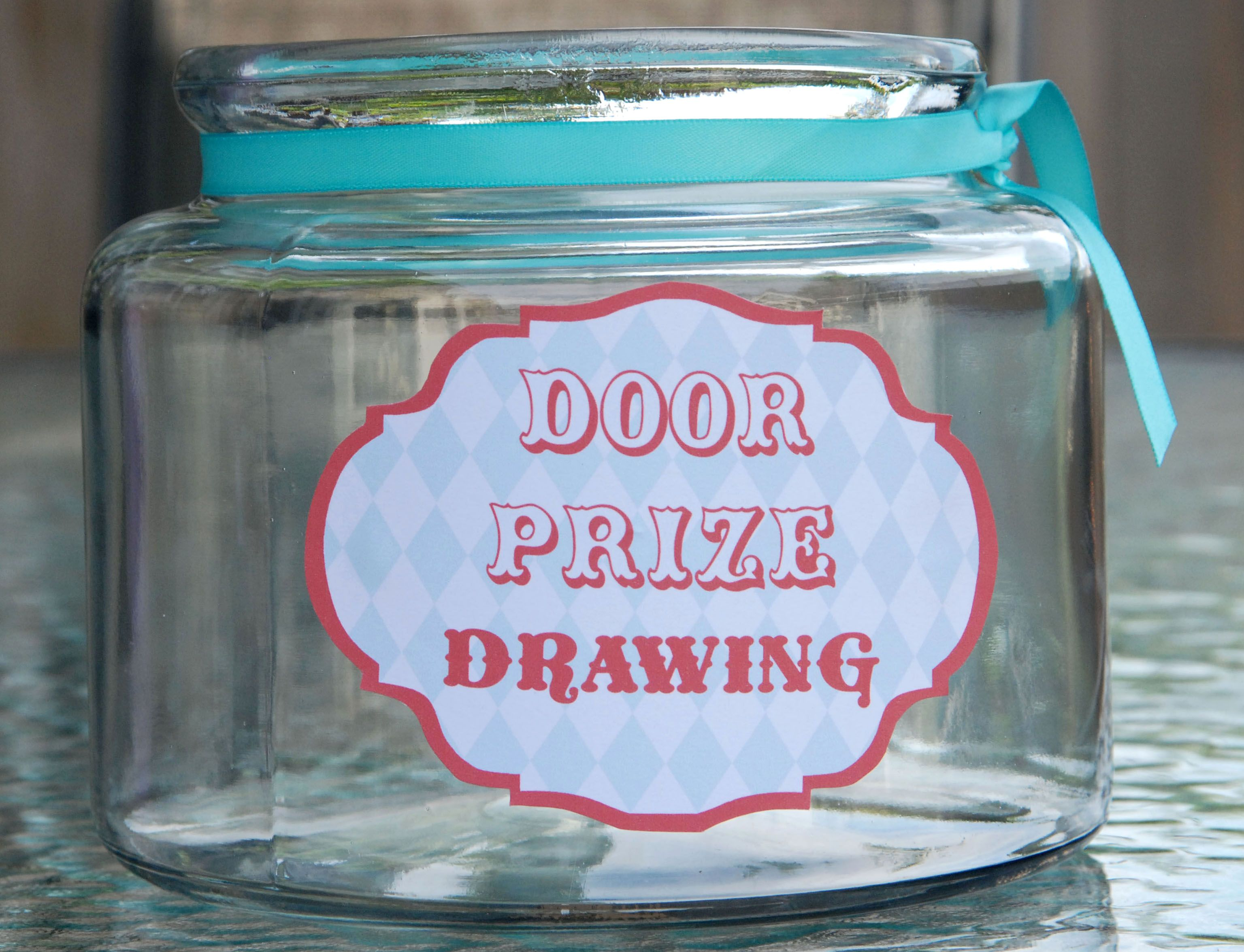 for Idea for door prizes