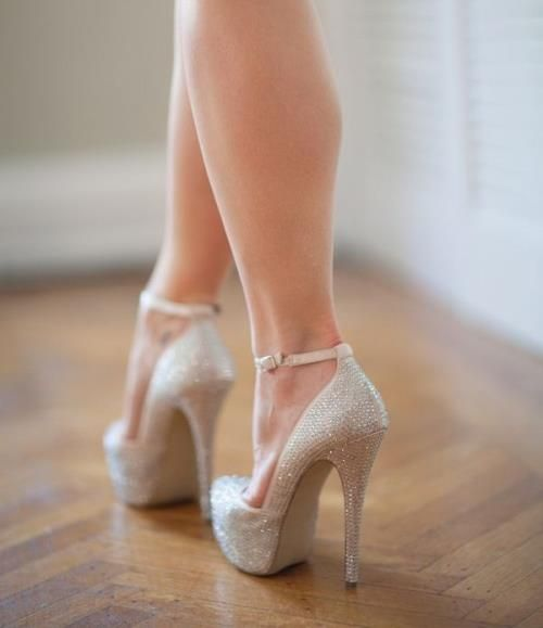 Buty Wesele Wedding Shoes Platform Bridal Boudoir Trending Shoes