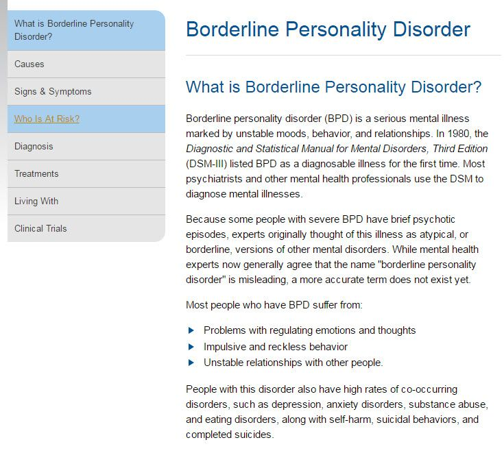 What is it like to date when you have borderline personality disorder