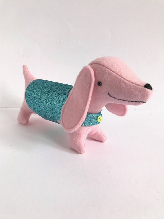 Albie sausage dog wiener dog toy dog PDF dog sewing | sewing ...