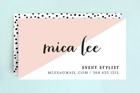 Business cards calling cards minted stationery art business cards calling cards minted colourmoves