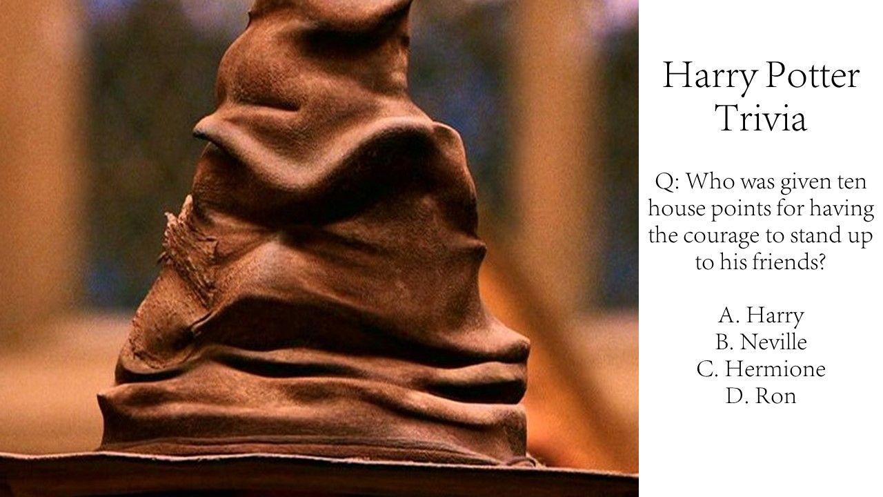Harry Potter Trivia Answer B Neville Marching Band Humor Band Jokes Band Nerd
