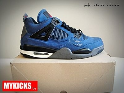 Jordan 4 eminem encore for Schuhschrank jordan design