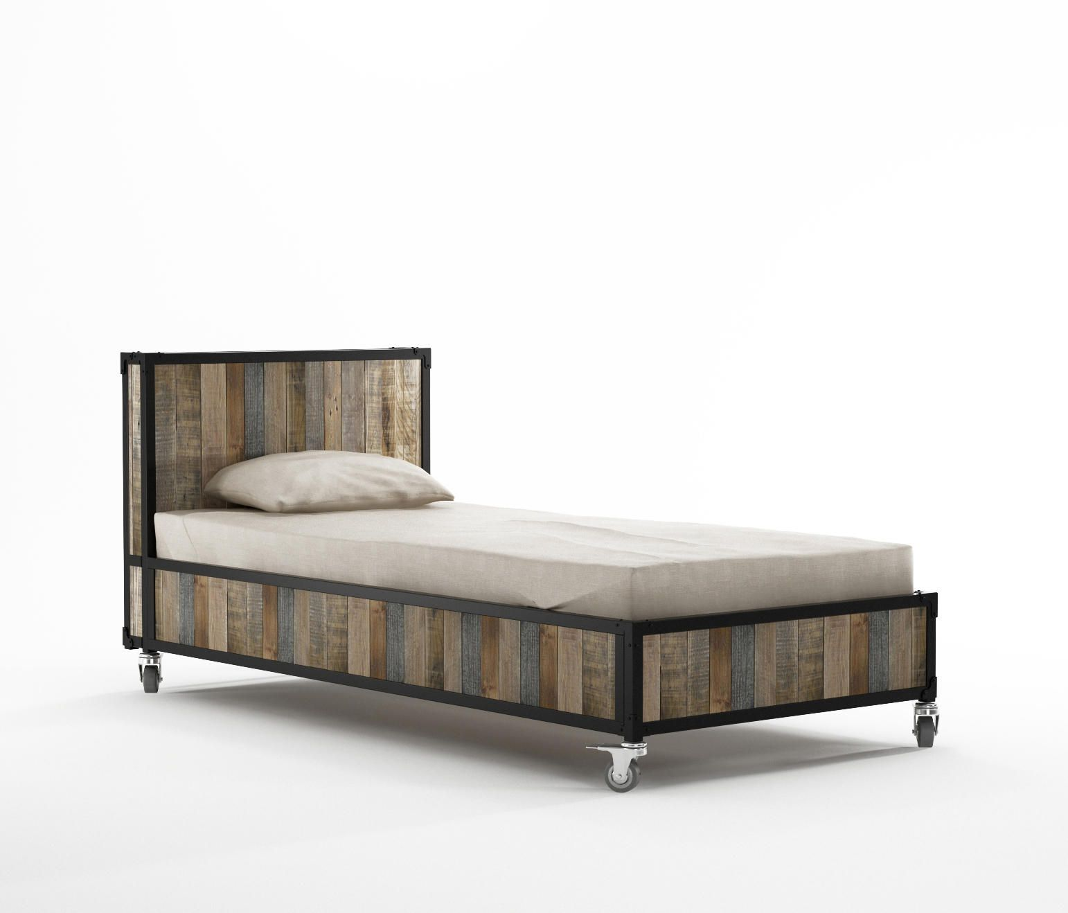 Atelier Single Bed Designer Single Beds From Karpenter All Information High Resolution Images Cads Catalogues Contact Inf Single Bed Bed Bed Design
