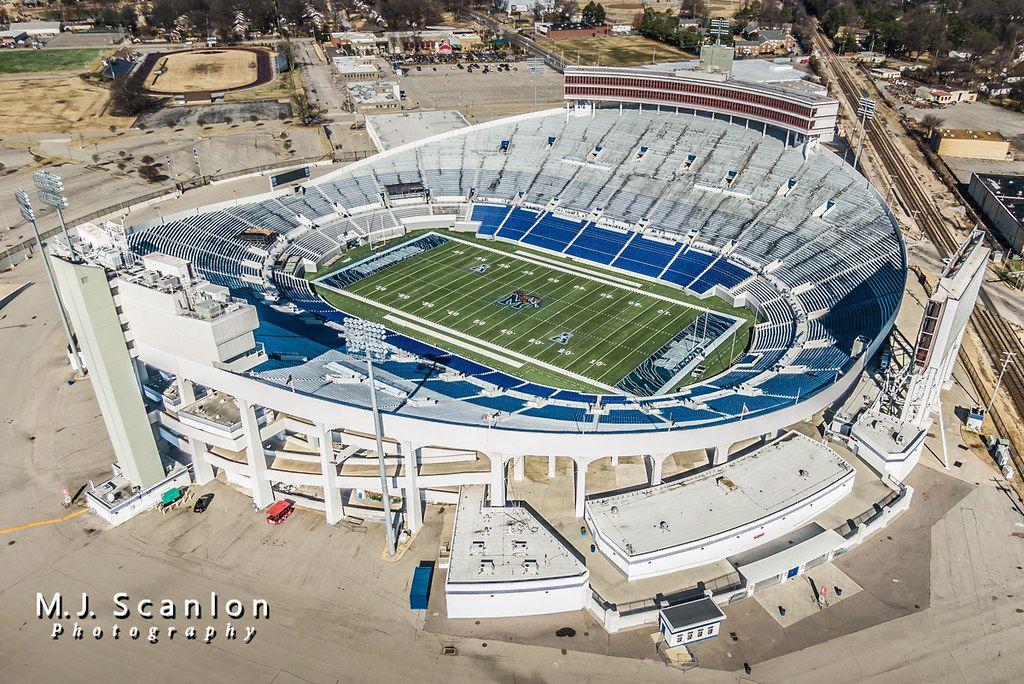 Liberty Bowl Memorial Stadium Memphis Tennessee Memphis Tigers Football Memphis Football Liberty Bowl