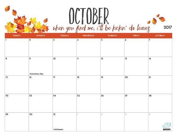 Printable Calendar For Moms  Printable Calendars Planners