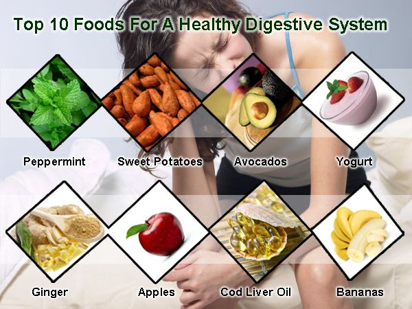 Check out the top 10 foods to help with a healthy #digestive #system #digestgold