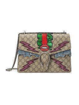 Dionysus GG Supreme embroidered bag