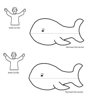 image result for jonah and the whale clothespin craft bible school