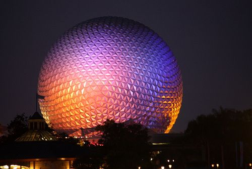 epcot: every person comes out tired