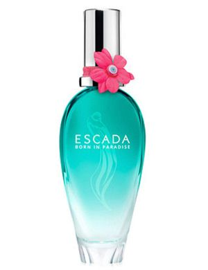 Born in Paradise Escada perfume - a new fragrance for women 2014. I can't wait to get this one!