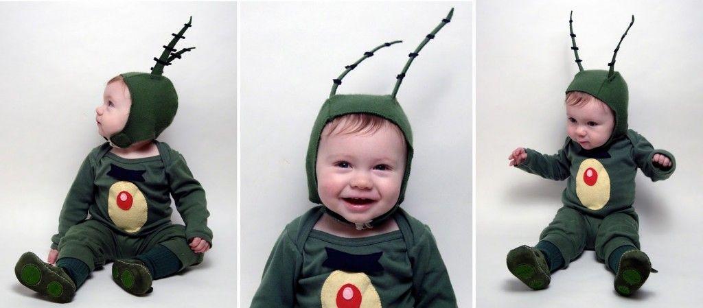 Disfraz de placton para beb s disfraces de bicho for Disfraces de bichos
