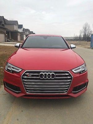 2018 Audi S4 Audi S4 Luxury Auto And Motor Car
