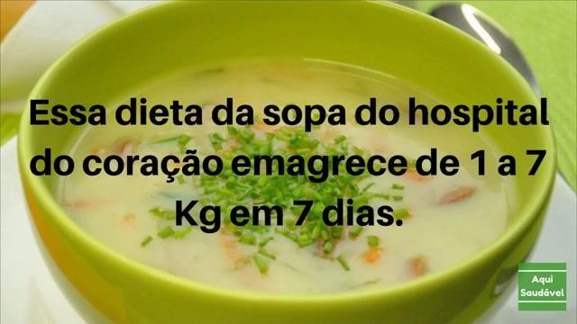 Dieta Da Sopa Para Emagrecer Em 7 Dias Ate 7 Kilos Receita De