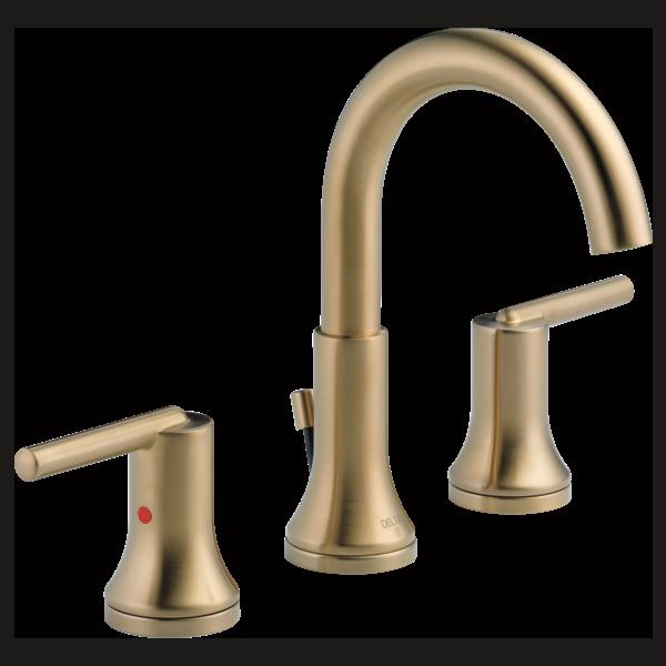 3559 Czmpu Dst Widespread Bathroom Faucet High Arc Bathroom