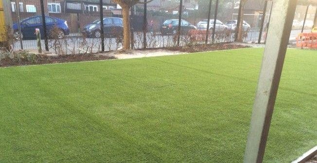 Artificial Grass Surfaces