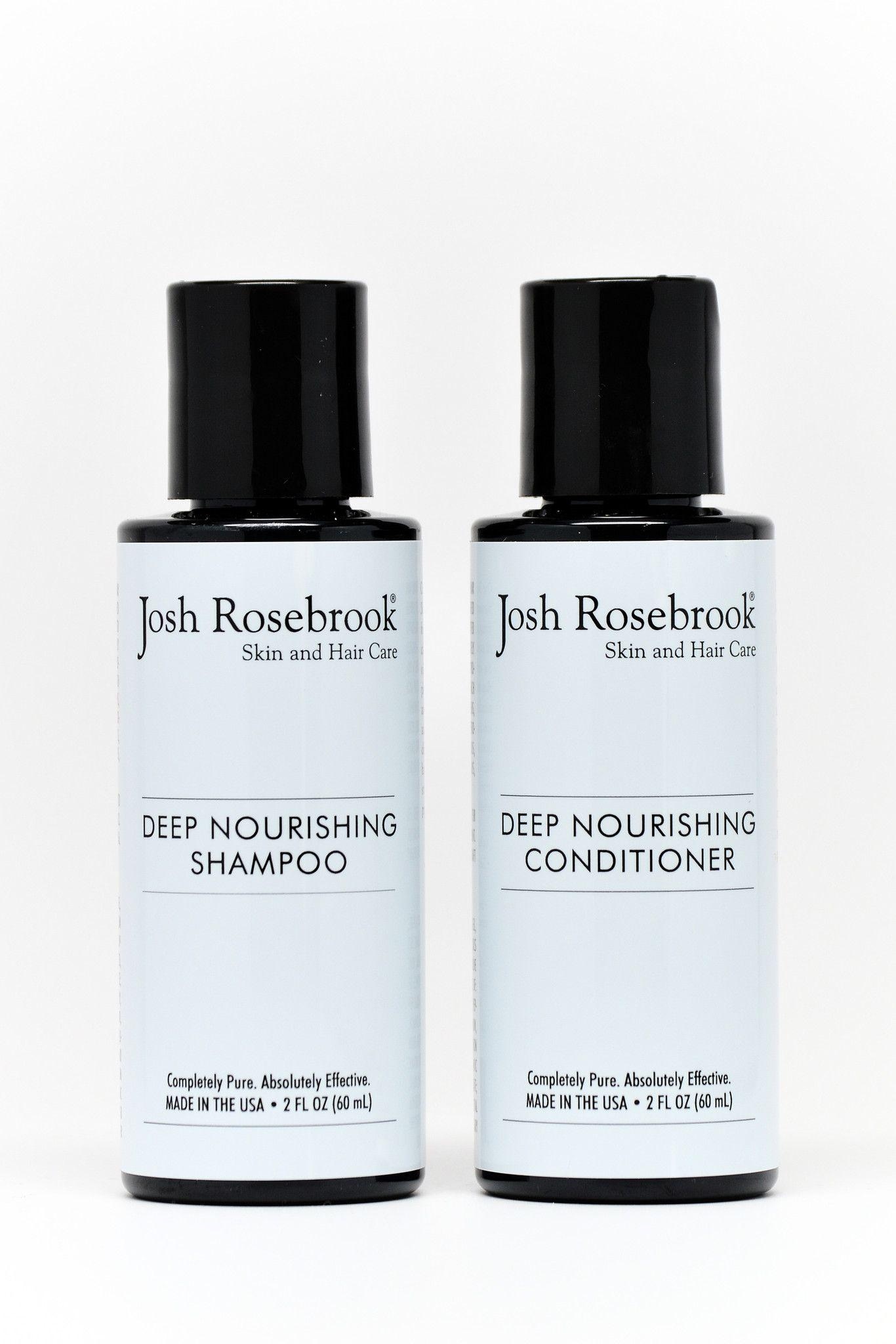 Nourish Hair Care Travellers Hair care, Natural shampoo