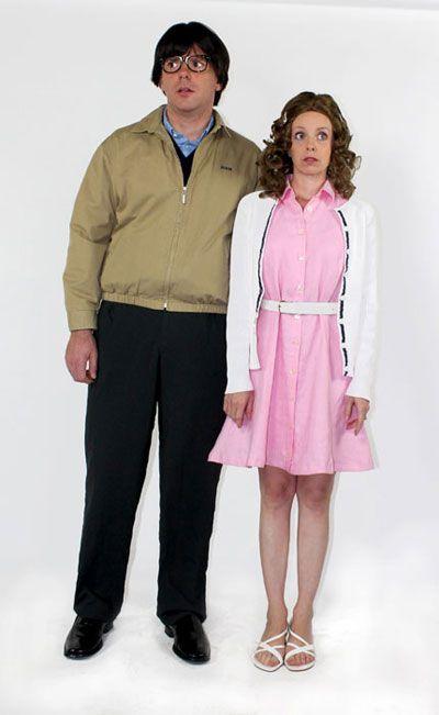 Rocky Horror Brad Janet Costume Rocky Horror Costumes Rocky Horror Picture Show Costume Horror Movie Costumes