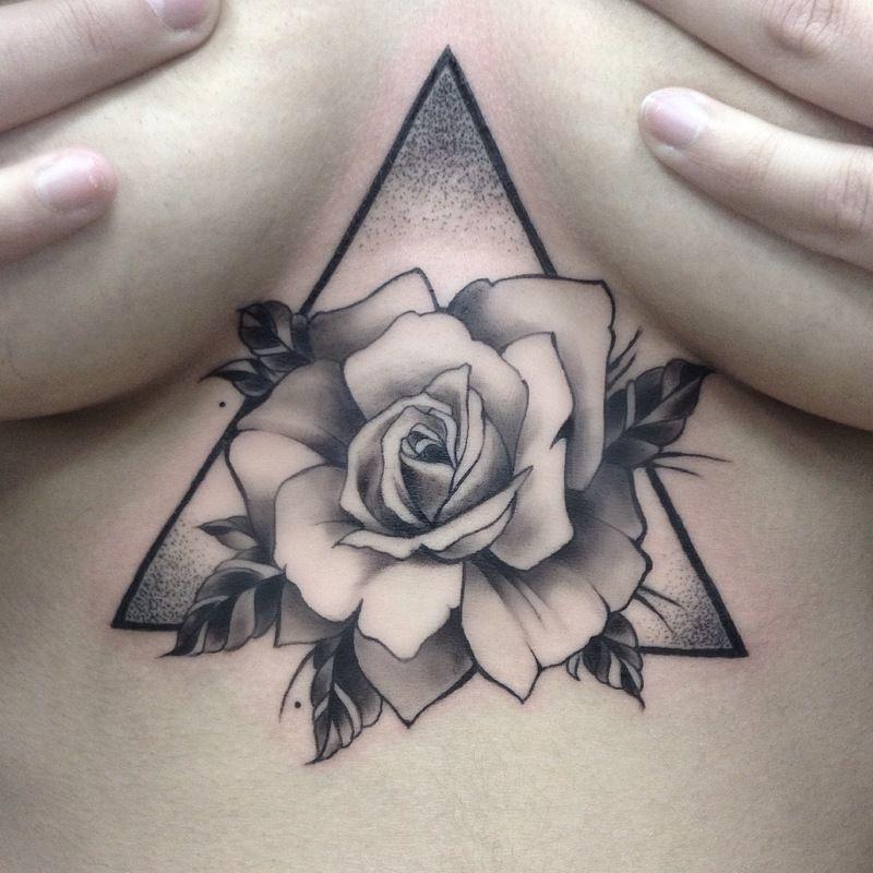Resultado de imagen para tattoo rosas Rosas Pinterest Tattoo - tatuajes de rosas
