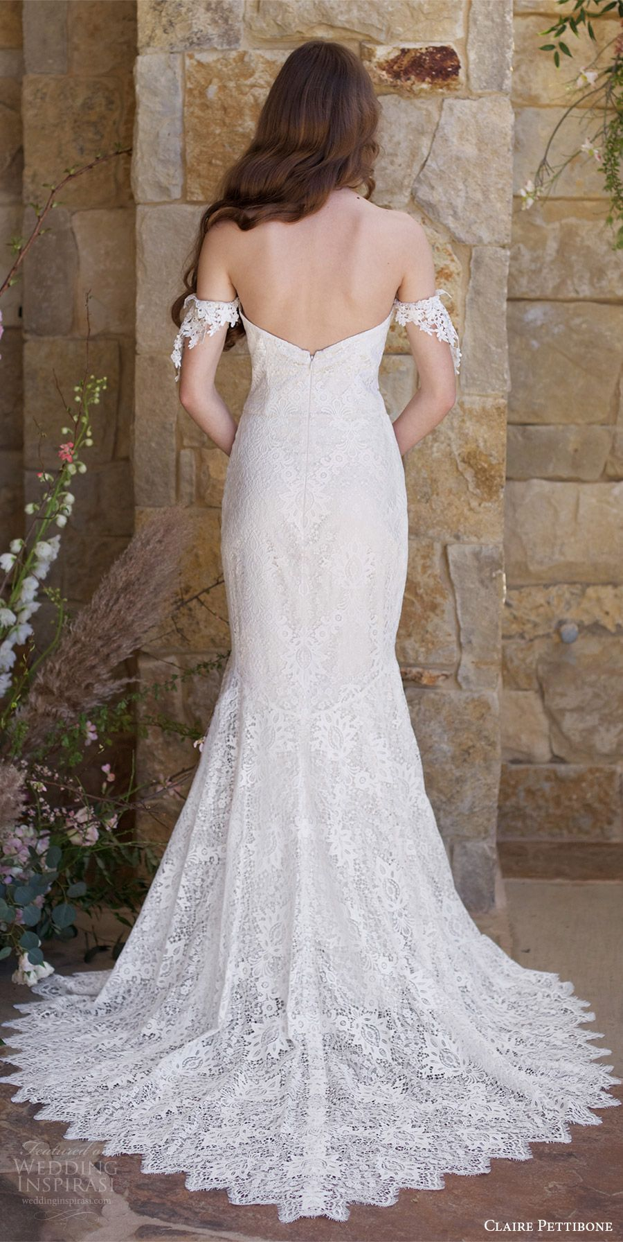 Claire pettibone romantique spring wedding dresses u the