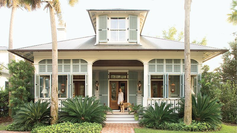 Aiken Street Southern Living House Plans In 2020 Porch House Plans Southern Living House Plans Beach Cottage Style