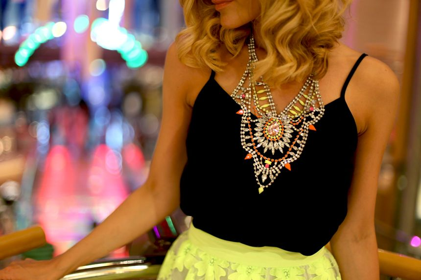 By Benedicthe necklace