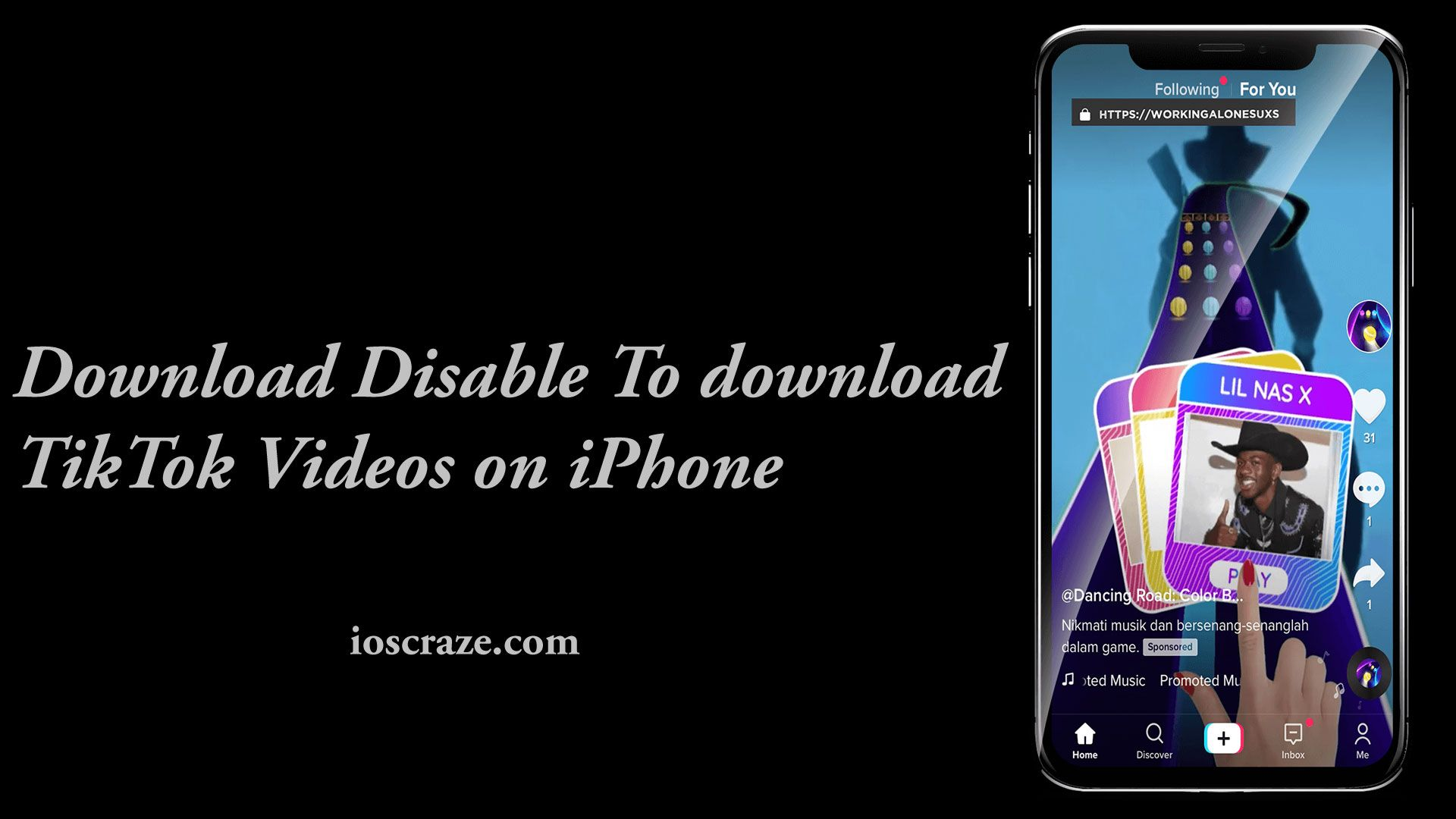 Download Tiktok Videos Without Watermark In 2020 Videos Download Iphone Hacks