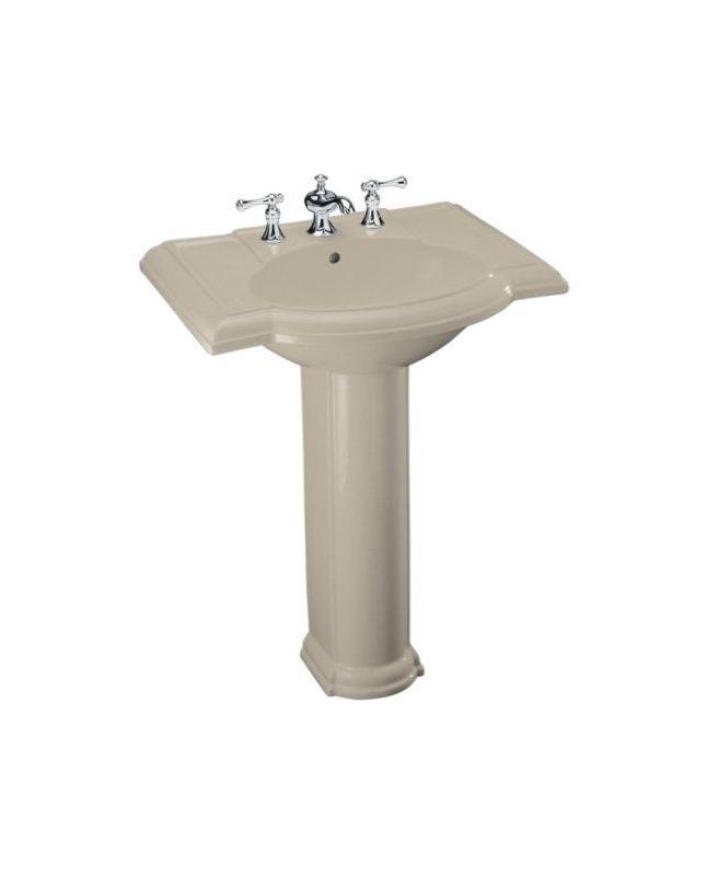 Kohler K 2294 8 Sink Pedestal Sink Faucet