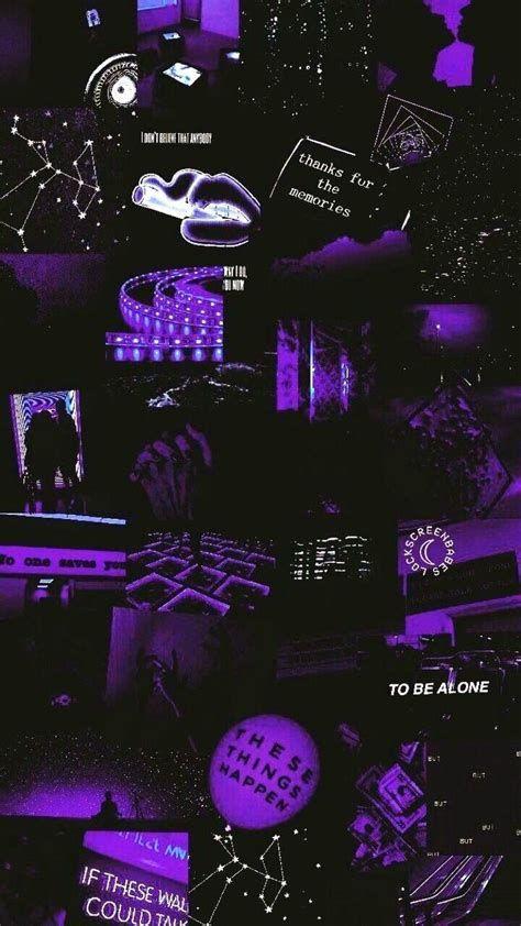 Dark Purple HD Aesthetic Wallpapers - Wallpaper Cave