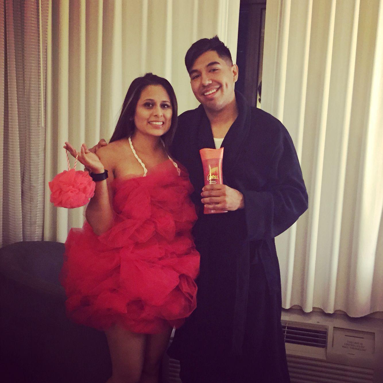 Loofah costume diy 2015 loofah costume pinterest loofah loofah costume diy 2015 solutioingenieria Gallery
