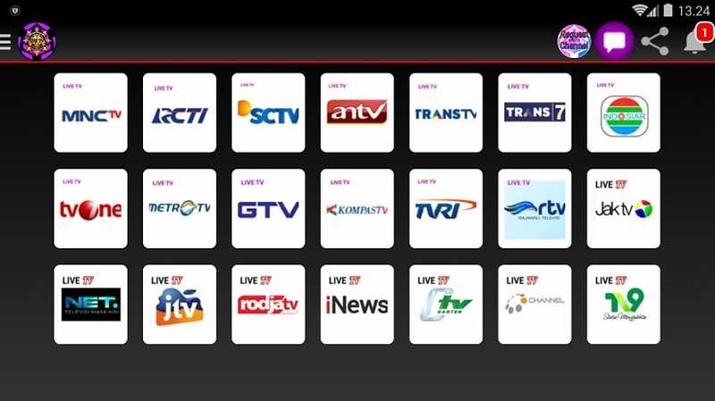 Pin By Makaroni Mamamie On Barang Untuk Dibeli Tv Live Streaming Streaming