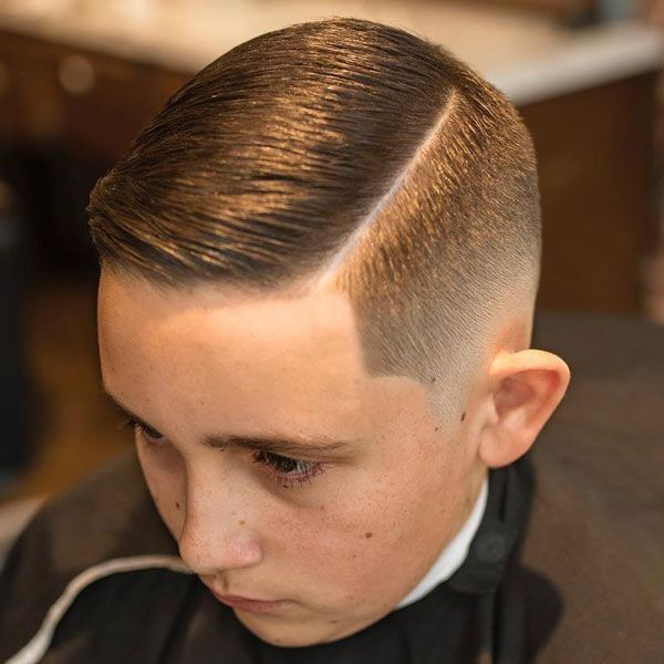 Cool 7, 8, 9, 10, 11 and 12 Year Old Boy Haircuts (2020 ...