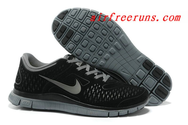 sports shoes 4f33a db6b6 Nike Free 4.0 V2 Suede Mens Carbon Grey  cheap  nike  shoes. Running ...