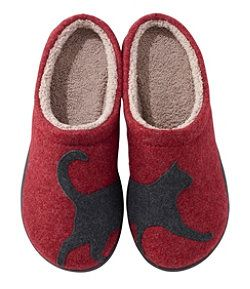 Jane-LEE Puffin Pattern House Slippers//Bedroom Shoes//Flat Shoes//Indoor Slippers