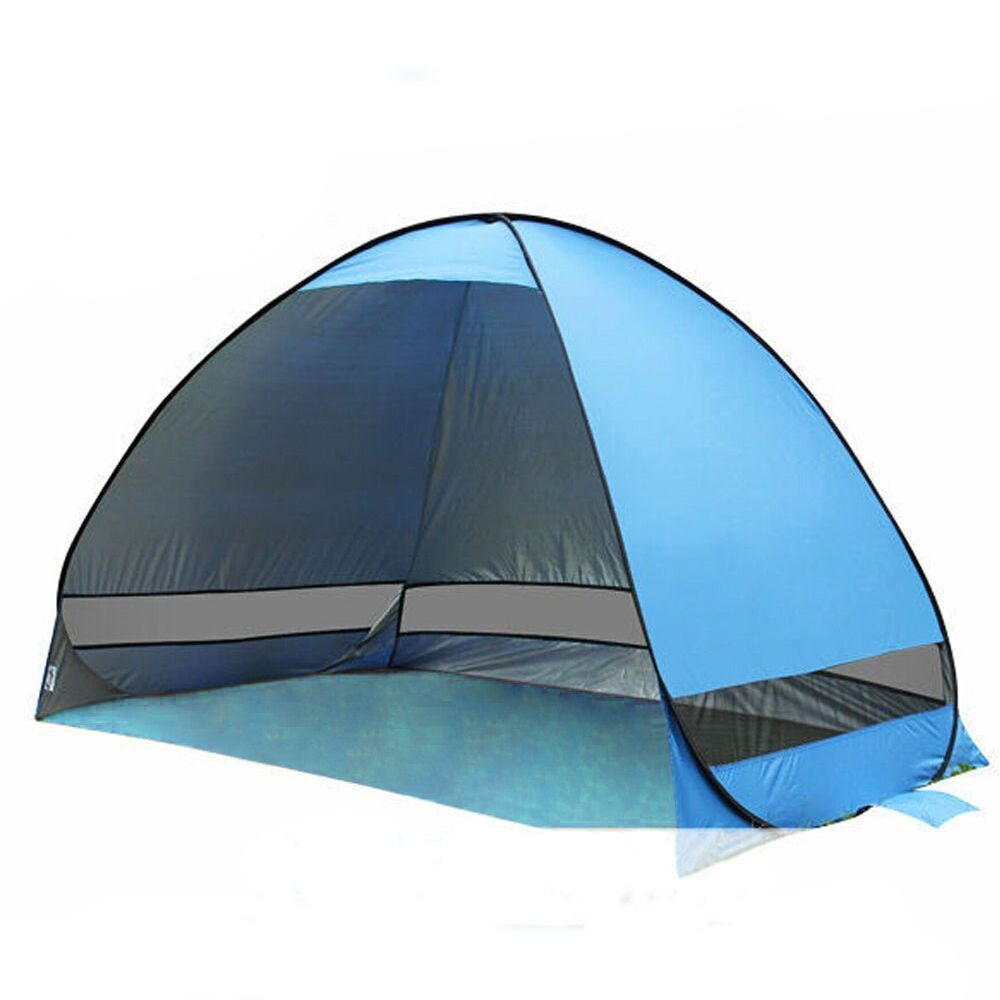 Portable Instant Pop Up Beach Canopy UV Sun Shade Shelter Outdoor C&ing Tent  sc 1 st  Pinterest & Portable Instant Pop Up Beach Canopy UV Sun Shade Shelter Outdoor ...