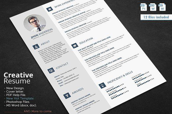 Epingle Sur Best Resume Templates