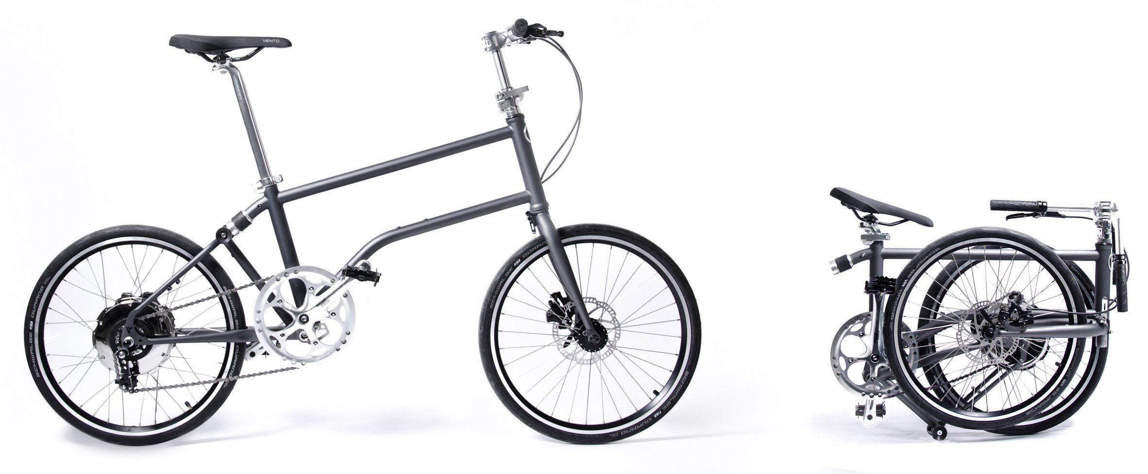 Vello World First Self Charging Electric Folding Bike Design Product Transport Dezeen Hero B